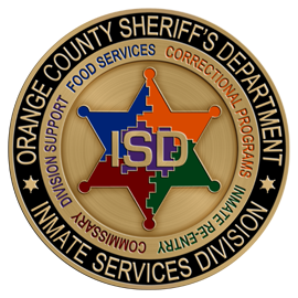 Inmate Services Division Seal